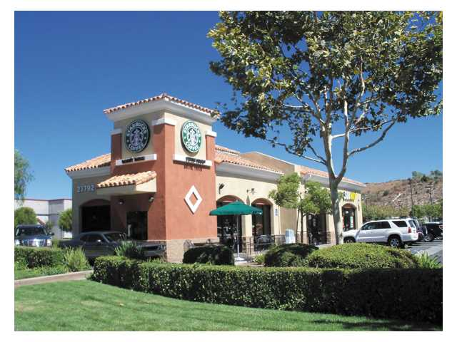 Newhall retail center sold