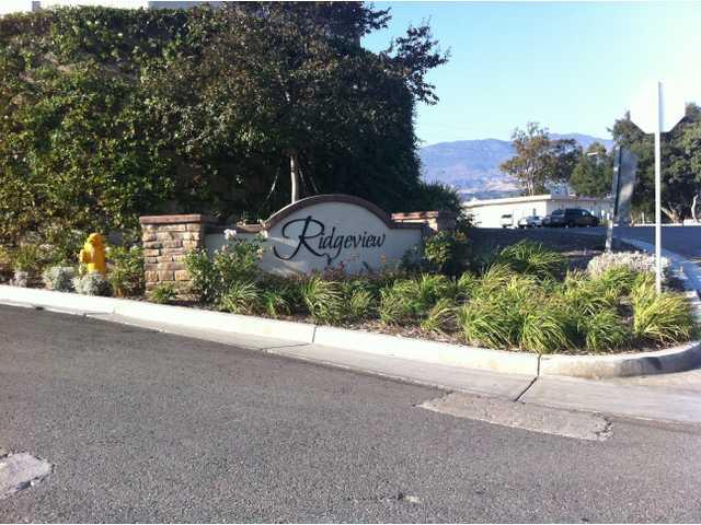 Williams Homes building in Santa Clarita