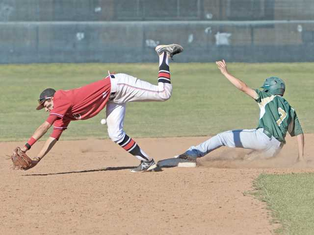 Canyon baseball takes another path to victory