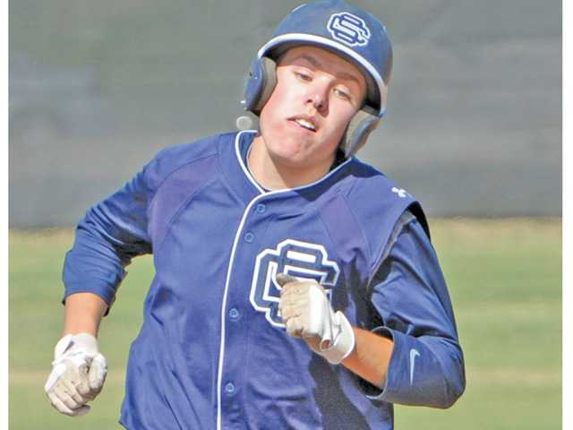 Saugus baseball breaks the pattern in victory