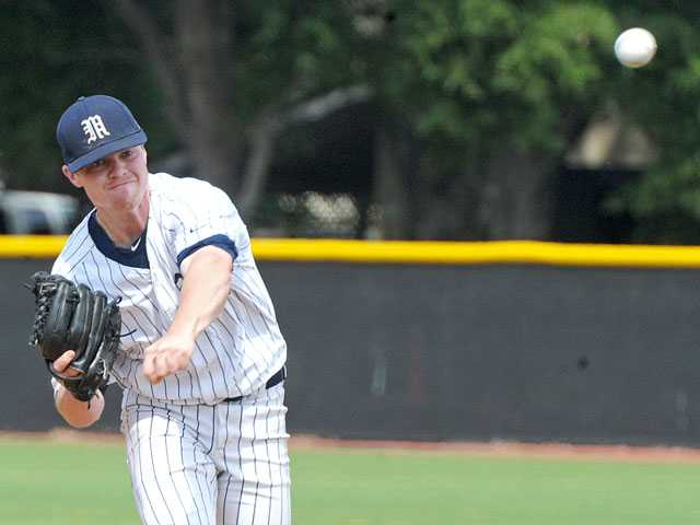 Work guides TMC baseball in game 1 win