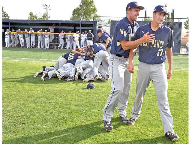6 area baseball teams make postseason