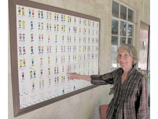 Preschool director retires