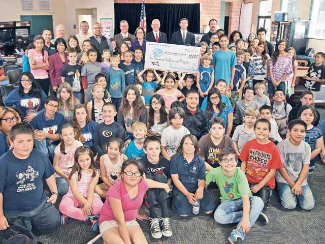 Boys & Girls Club of SCV earns grant
