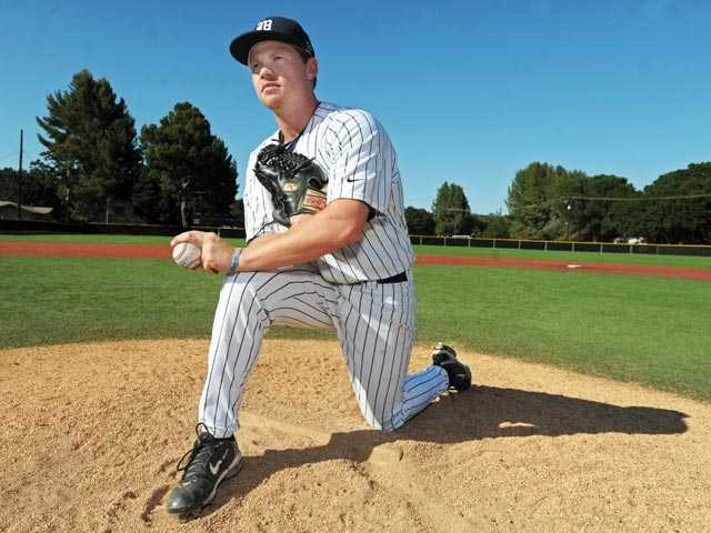 TMC baseball's A.J. Work: Homeward Bound