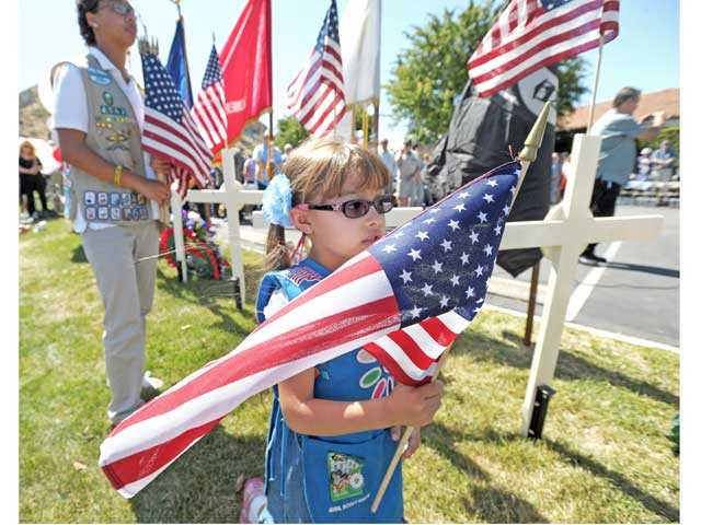 Memorial Day observed in Santa Clarita Valley