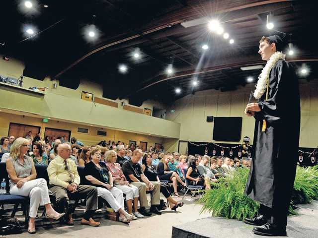 SCCS sends 33 graduates across the stage