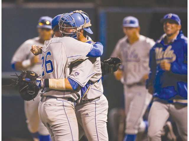 UCLA baseball rallies to beat Cal Poly