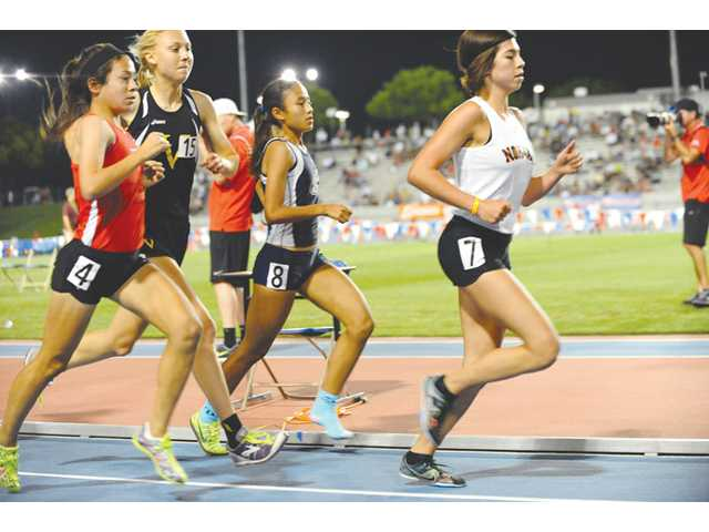 SCV track and field season ends at state finals