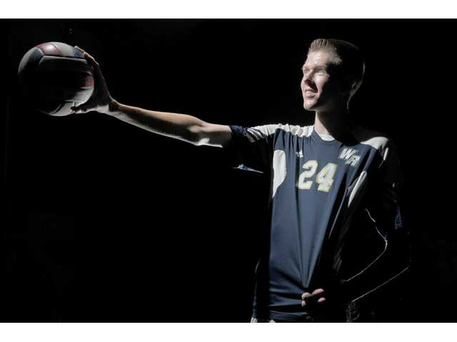 All-Santa Clarita Valley Boys Volleyball: Tanner Skabelund