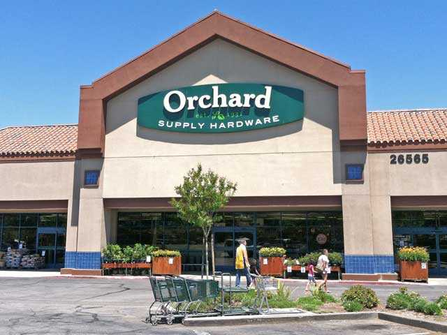 Orchard Supply Hardware agrees to sell to Lowe's