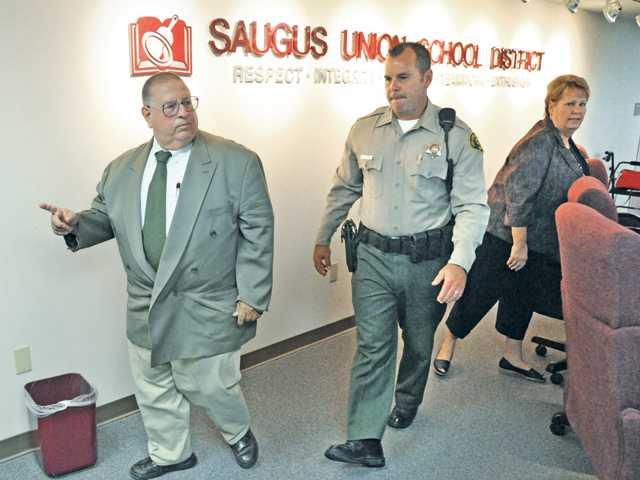 Saugus school board declares Stephen Winkler's seat vacant