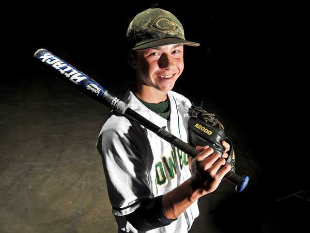 All-Santa Clarita Valley Baseball: Canyon's Max Weinstein
