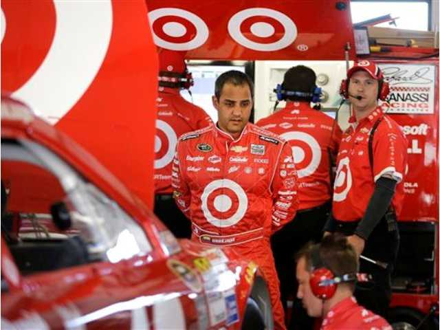 Montoya looking for big finish at Sonoma