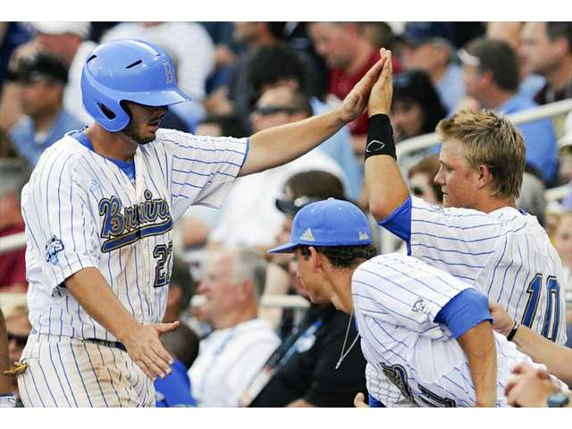 Pat Valaika helps UCLA baseball get to CWS final