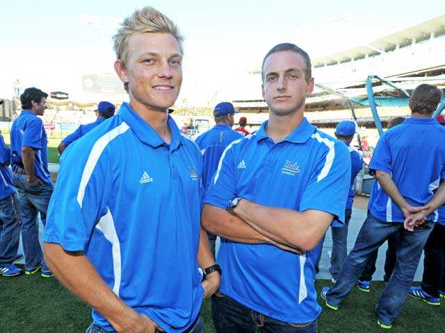 Hart grad Valaika, Valencia grad Zeile win NCAA title with UCLA baseball