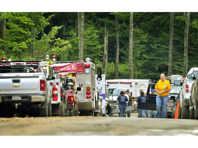 5 dead, including child, in Pa. helicopter crash