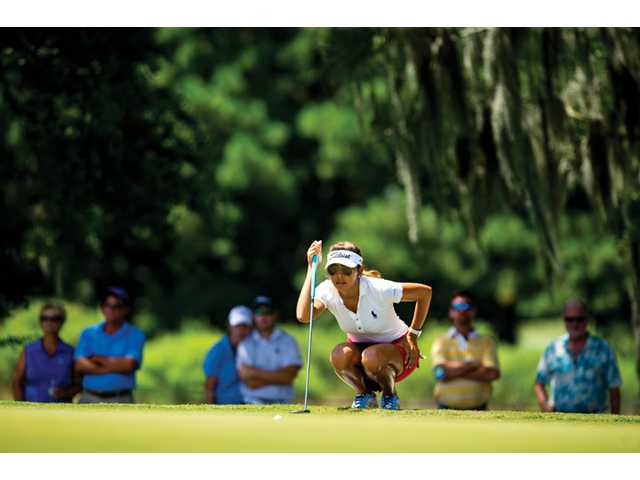 Valencia graduate and UCLA bound golfer Alison Lee advances to semifinal of Women's Am
