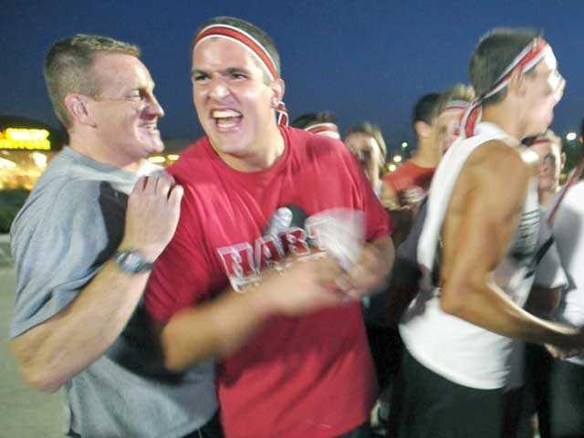 Hart football team wins big at 'Burrito Bowl'