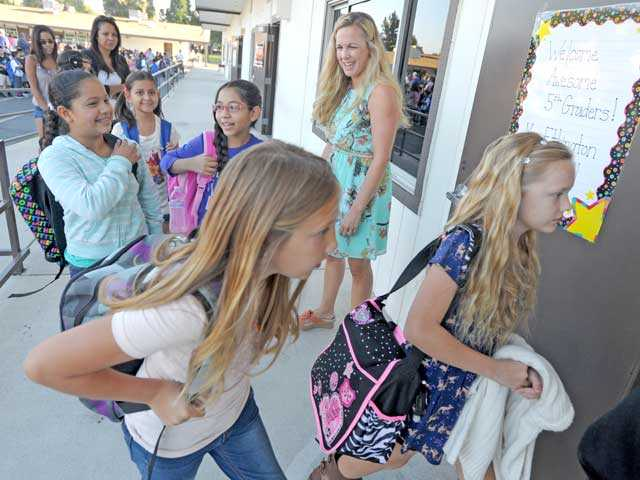 Santa Clarita Valley students head back to school