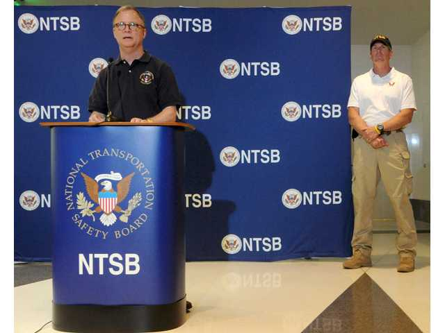 NTSB: No problem with controls in fatal UPS crash