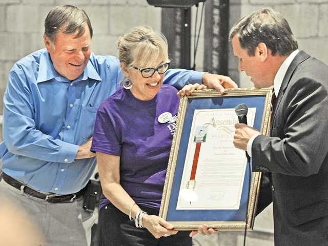 Domestic Violence Center marks 30 years in the SCV