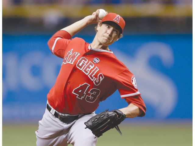 Archer, DeJesus help Rays beat Angels