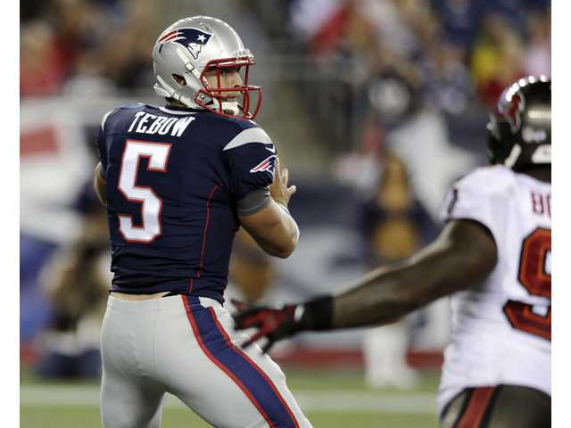 Tim Tebow biggest name among NFL cuts