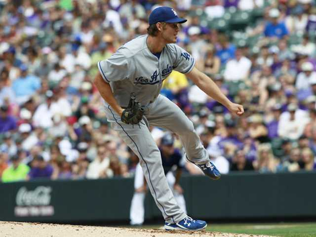 Kershaw wins 2013 Branch Rickey Award