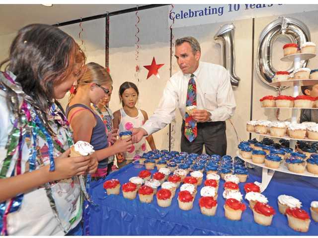 Northlake Hills Elementary 10th anniversary