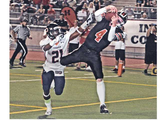 Hart stops Chaminade on 2-point attempt to win in OT
