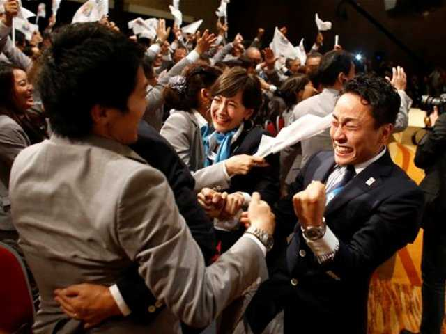 Tokyo will host 2020 Olympics