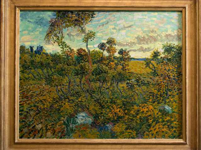 Long-lost Van Gogh painting identified