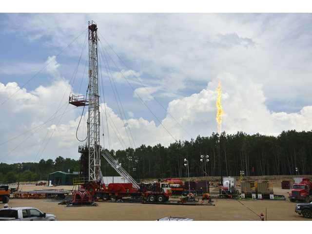 Study: Methane leaks from gas drilling not huge
