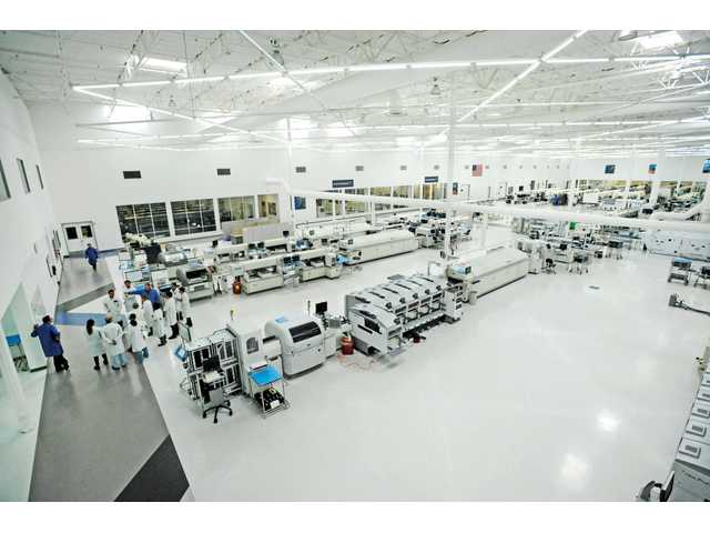 Industry Flexibility Drives Flextronics' Growth