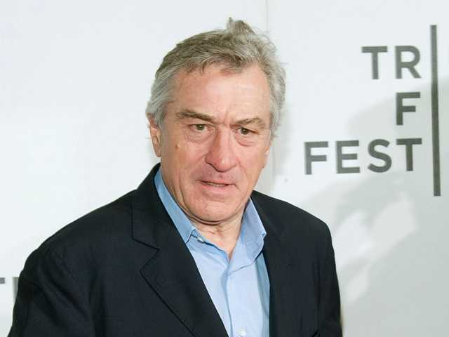 De Niro takes over Gandolfini miniseries role