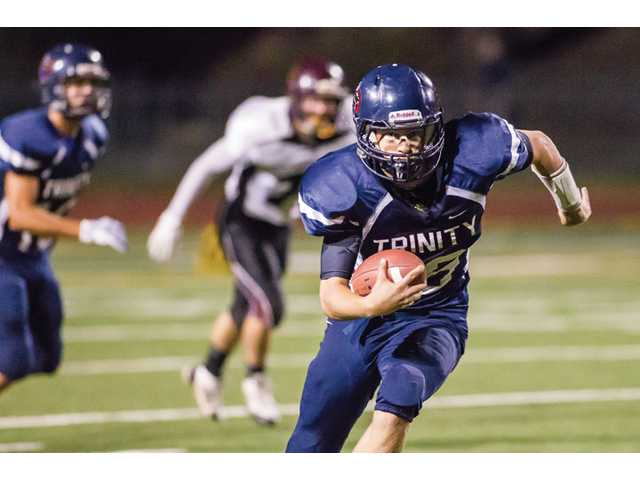 Kings Christian scores first, but rest of night belongs to Trinity