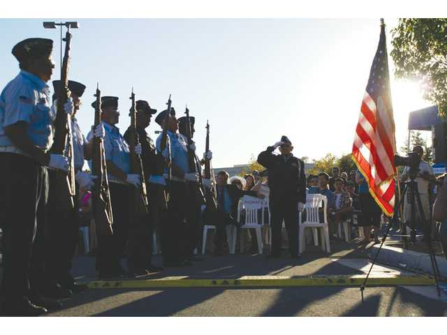 SCV says goodbye to fallen, Vietnam Wall