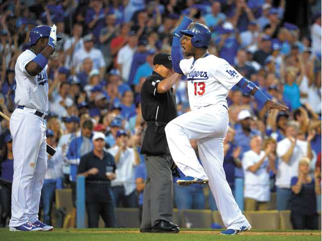Dodgers rout Braves 13-6 to take 2-1 NLDS lead