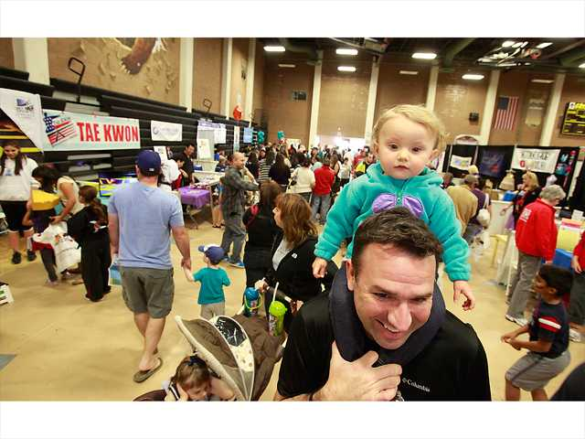 Annual Kids Expo offers fun services to families