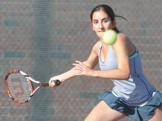 Foothill tennis roundup: Wildcats bounce back
