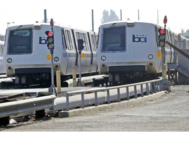 2 BART workers killed after being struck by train