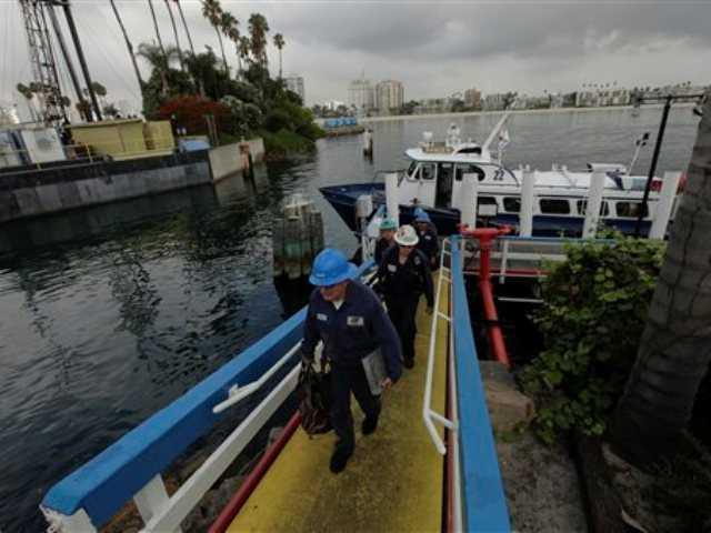 Calif. finds more instances of offshore fracking