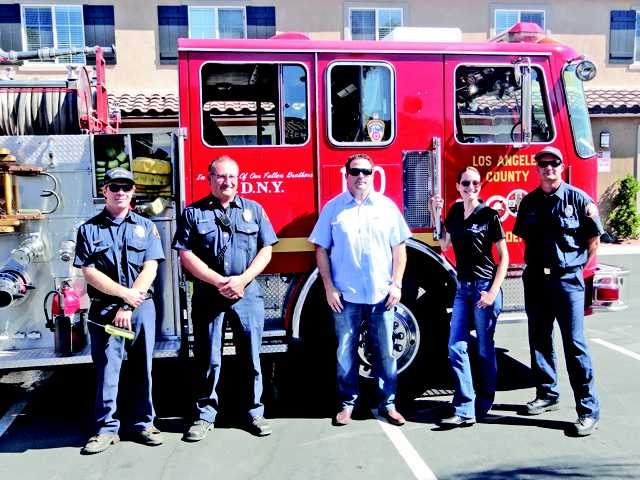 New Canyon Country rental units support firefighter cancer organization
