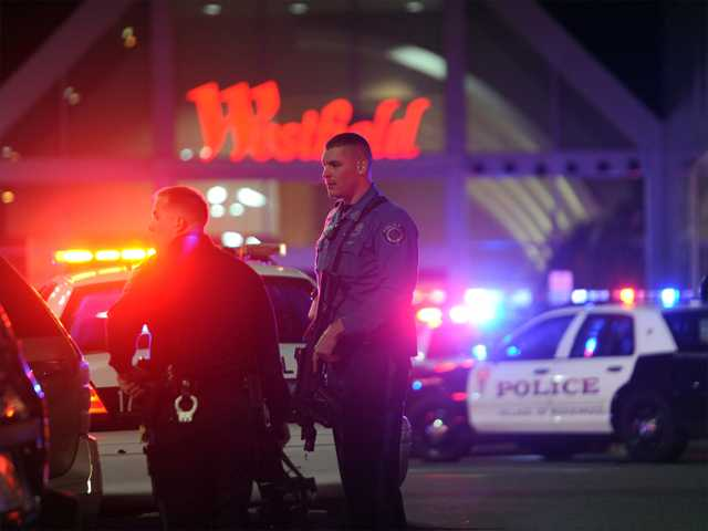 Official: Multiple shots fired at NJ mall