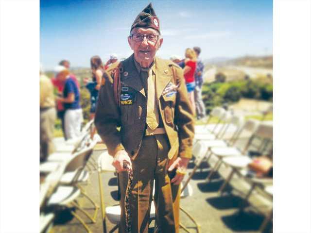 Longtime SCV resident, WWII veteran dies