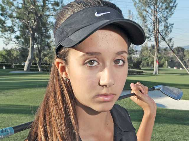Elisa Pierre makes state golf finals