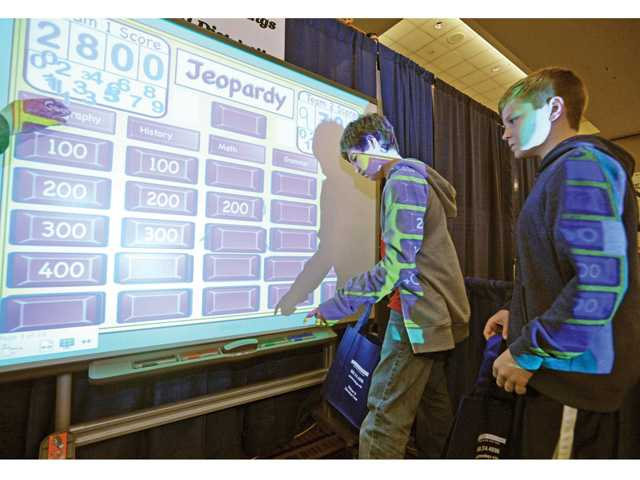 Education Expo offers information on programs, jobs