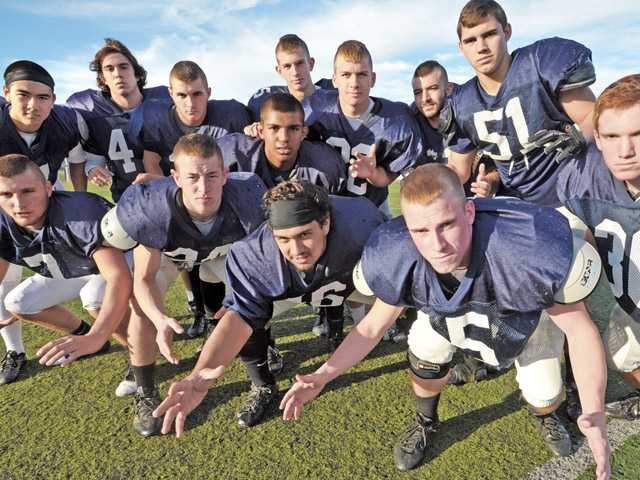 Saugus football's answer: Defense
