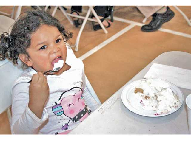 Sweet treats offer fellowship